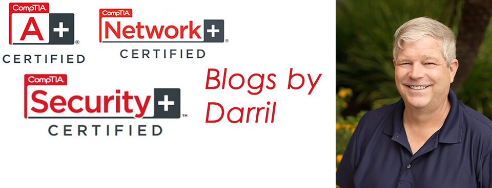 Blogs by Darril Gibson