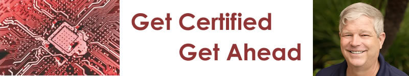 Get Certified Get Ahead